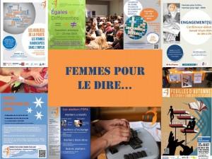 Femmes pour le Dire - 2014 en images