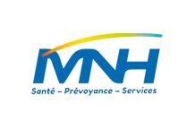 logo de MNH Santé - Prévoyance - Services