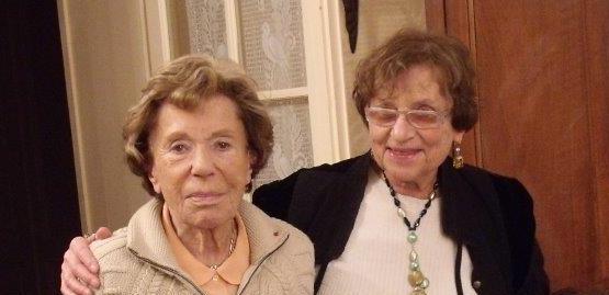 Maudy et Benoite Groult