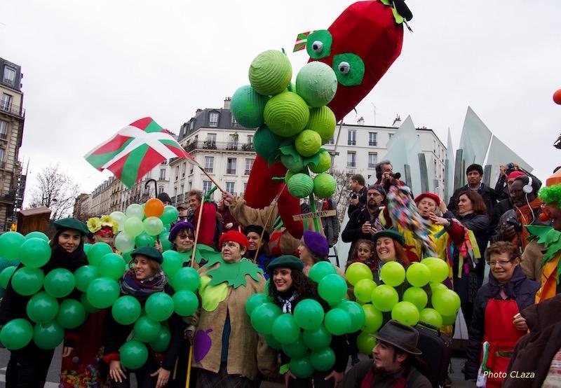 fdfa au carnaval des basques