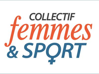 logo du collectif femmes et sport