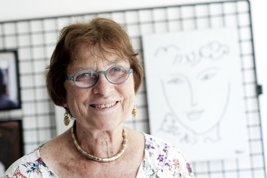 portrait de Maudy