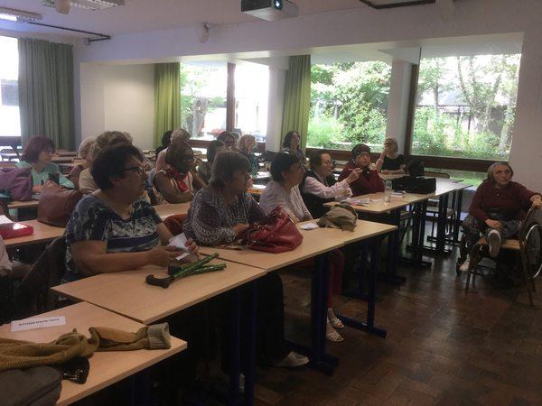 participantes à l'AG
