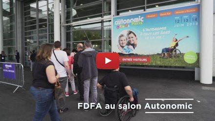 FDFA au salon autonomic