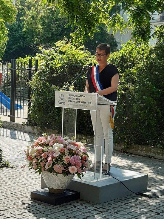 discours au nom de la ville de Paris