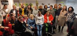 photo des membres du Comité femmes