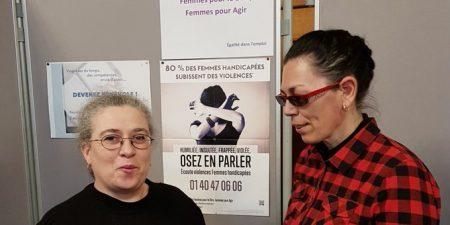 Marie Rabatel, présidente des femems autistes
