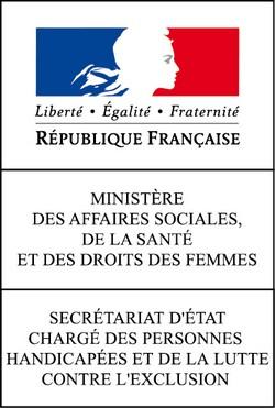 logo du Ministère des Affaires sociales