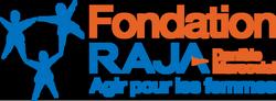 logo de la fondation RAJA