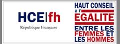 logo du Haut Conseil à l'égalité entre les femmes et les hommes