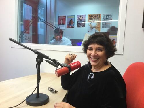 Danielle à VivreFM