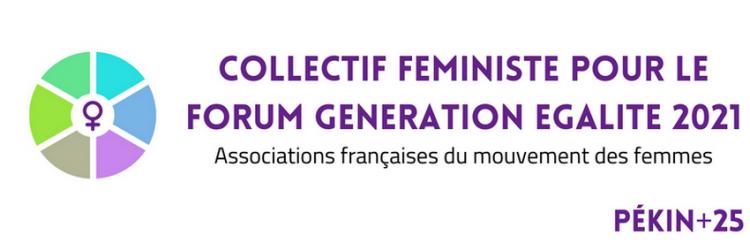 bannière du collectif féministe